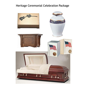 Cremation Ceremonial Package